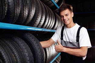buy tires in dubai